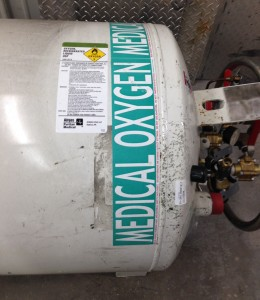Cryogenic Oxygen Tanks Muncie