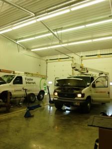 Fleet vehicle service