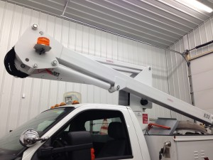 MBS Fleet Repair Crane & Ariel Boom Service in Muncie